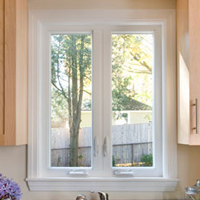 Harvey Casement Window