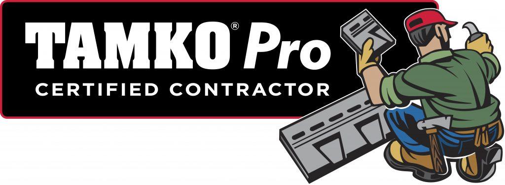Tamko Pro - Certified Contractor