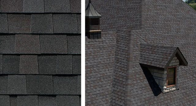 walnut roof shingle colors
